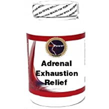 Adrenal Exhaustion Relief 180 Capsules # BioPower