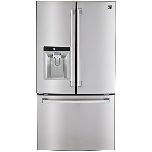 Kenmore PRO 79983 29.8 cu. ft. French Door Bottom Freezer Refrigerator in Stainless Steel, includes delivery and hookup (Available in select cities only)