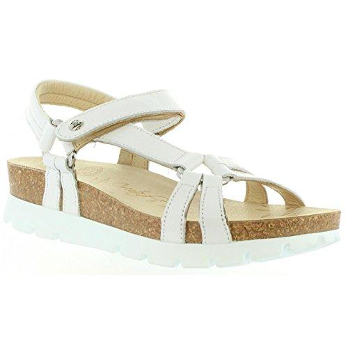 Sandalias de Mujer PANAMA JACK SALLY BASICS B1 NAPA BLANCO
