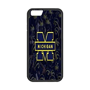 Tyquin Michigan Wolverines.. IPhone 6 Plus Cases, {Black}