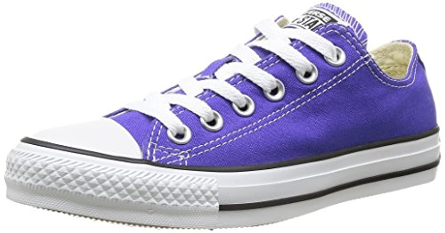 Converse Chuck Taylor All Star Ox, Unisex Adults' Low-top Sneakers, Blue (Bleu), 3.5 UK (36 EU)