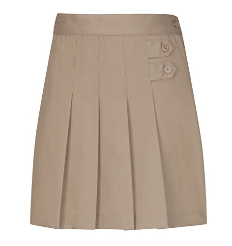 CLASSROOM Juniors Tab Pleat Scooter Skirt