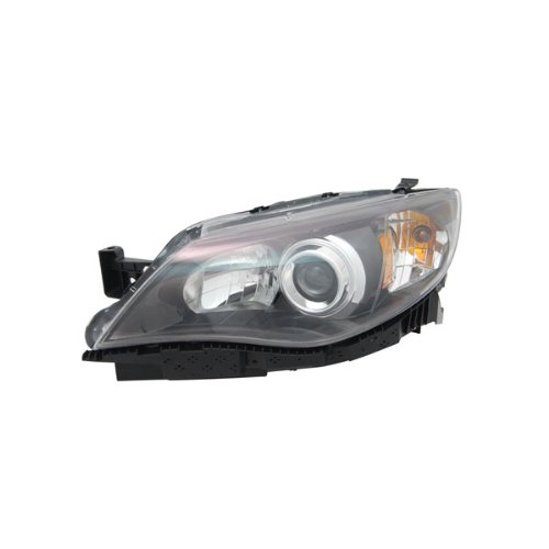 TYC 20-9122-90 Replacement Driver Side Head Lamp for Subaru Impreza ()