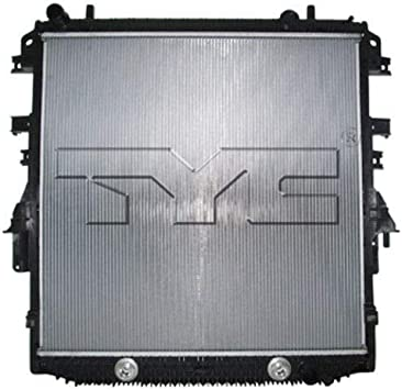 TYC 13500 Replacement Radiator Automotive Replacement Parts ...