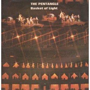 The Pentangle - Basket Of Light LP