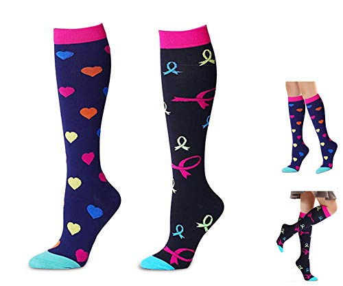 Compression 15 25mmHG Stretchable Stocking Traveling product image