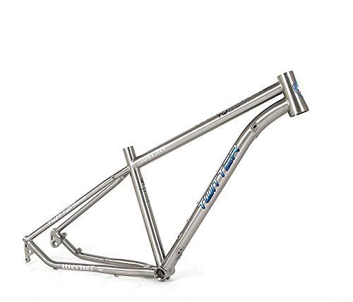 LIDAUTO MTB Mountain Bike Frame Titanium Alloy Off-Road 15.5