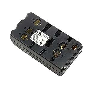 Batería reversible slim 6V para Blaupunkt AX88 (Ni-MH, 2000mAh);