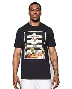 Under Armour Men's SC30 Art Thou T-Shirt X-Large Black