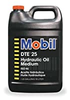 Mobil DTE 25, Hydraulic, ISO 46, 1 gal.