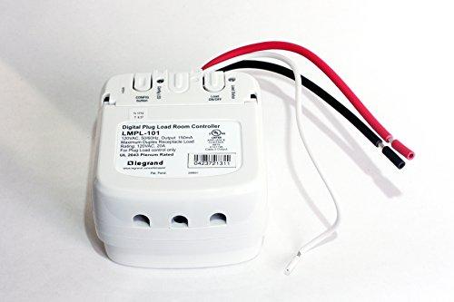 120 Load Box - Wattstopper LMPL-101 Junction Box Mount Plug Load Controller 120 Volt AC 600 Milli-Amp
