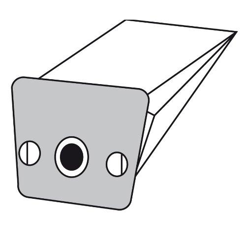 G 27 - Confezione nuova da 10 sacchi filtri per aspirapolvere ROWENTA: NEO - SOAM. T.S.I. Srl