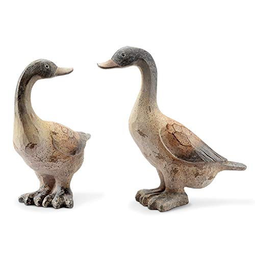 SPI Home 48129 Darling Duck Garden Sculpture Pair 13