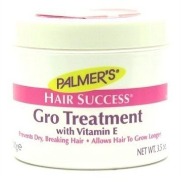 Palmers Hair Success Gro Treatment Jar 3.5 Ounce (103ml) (3 Pack)
