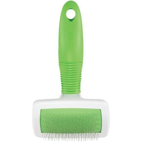 - Oster Animal Care Brush & De-Mat Slicker Brush