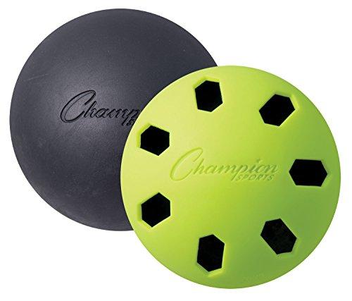 Champion Sports Rhino Poly Impact Ball Set - Set of 12 by Champion Sports