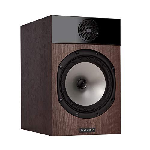 Fyne Audio F301 Bookshelf Speakers – LWalnut