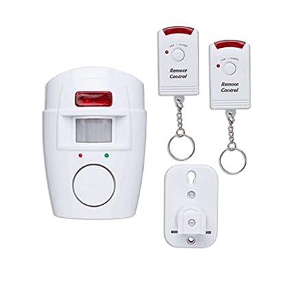 Sensor de movimiento alarma PIR. Para llave de coche con