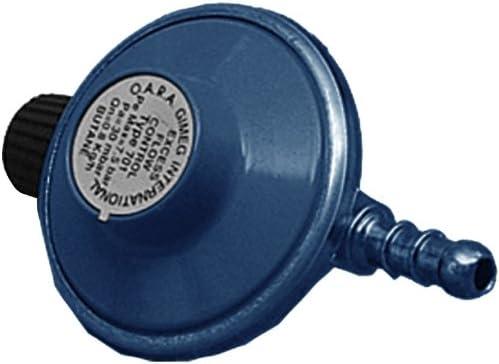 HIGHLANDER - Hornillo para Acampada, Color Azul