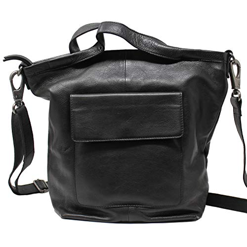 Latico Leathers Bianca Tote (Black)