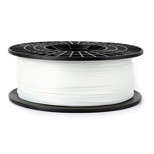 Colido col3d-lfd019 W Flexible Filament für 3d-Drucker, 1.75 mm, 1 kg, weiß  Bild