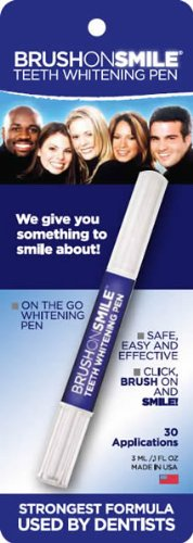 BrushOnSmile Teeth Whitening Pen