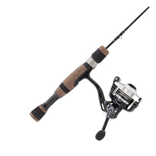 Fenwick Nighthawk Ice Fishing Reel Rod Combo