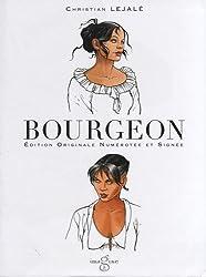 Bourgeon (Edition Originale Numérotée et Signée)