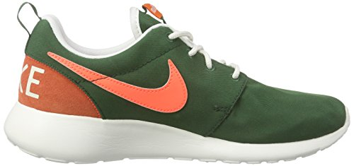 Orange Wmns Green Roshe Nike Scarpe One Donna Retro Multicolore Corsa da aqvzqdw5