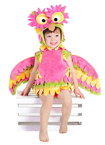 Princess Paradise Baby's Holly The Owl Deluxe Costume, As Shown, 3T-4T]()