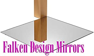"product image for 24"" x 24"" - 1/8"" Falken Design silver Plexiglas / Acrylic Mirror"