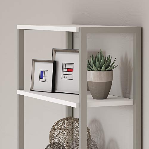 Office by kathy ireland Method Bookcase Hutch in White by Kathy Ireland Office (Image #2)