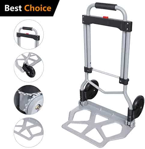 be12f04d6c20 Shopping Amazon Warehouse - Hand Trucks - Material Handling ...