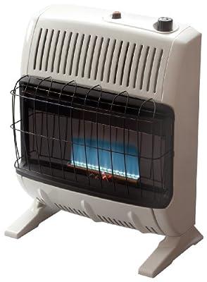 Mr. Heater 20,000 BTU Vent-free Blue Flame Gas Heater