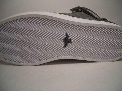 Creative Recreation Solano Mid, materiale esterno e GORE-TEX. Interni in pelle, CR175–30, Grigio, Taglia 42/US 9/UK 8/27cm