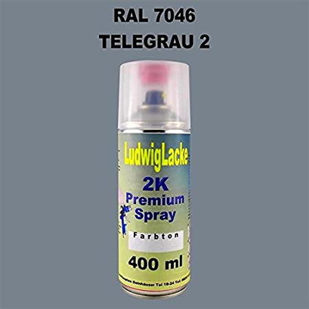 Ral 7046 Telegrau 2 2k Premium Spray 400ml Auto