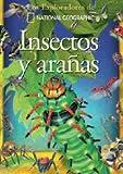 Insectos y Aranas, Mattew Robertson, 849867154X