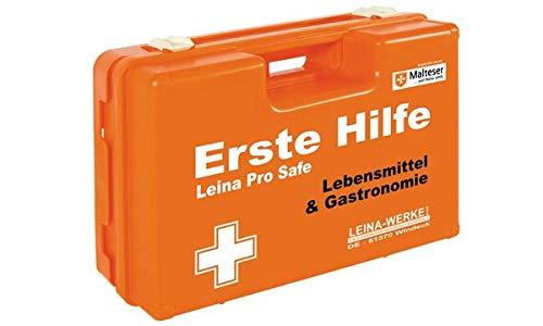 LEINA-WERKE REF 21108 Erste-Hilfe-Koffer Pro Safe Gastronomie