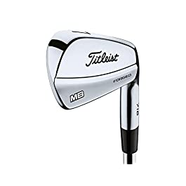 Titleist 716 MB Iron Set 3-PW True Temper Dynamic Gold S300 Steel Stiff Right Handed 38 in