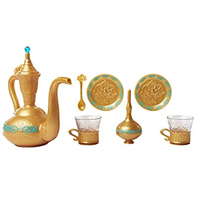 Aladdin Disney's Agrabah 9-Piece Tea Set: Toys & Games