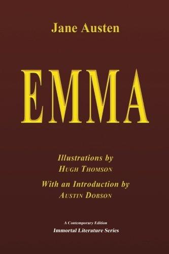 Emma (Immortal Literature Series)