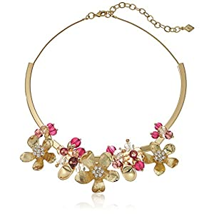 Vera Bradley Petals Statement Necklace