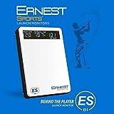 Ernest Sports ESB1 Launch Monitor Silver