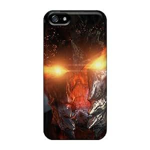 Perfect Fit TfUIajX7447DJSjZ Epic Unreal Engine 4 Case For Iphone - 5/5s
