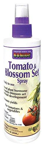New Bonide 543 Tomato / Blossom Set Spray 8oz Bottle Rtu New 6846679 (Blossom Vegetable Spray & Set Tomato)