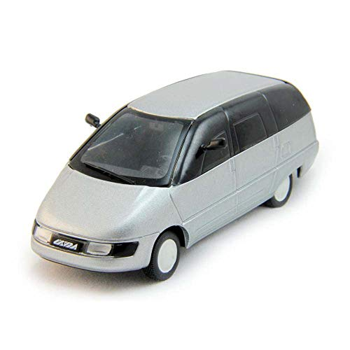 Ohta 1986 Year - Experimental and Concept Soviet Car - 1/43 Collectible Model Vehicle - Soviet Developer Central Scientific Research Automobile and Automotive Engines Institute - abbreviated as NAMI