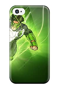 4/4s Snap On Case Cover Skin For Iphone 4/4s Green Lantern