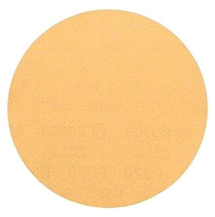 Lot de 10 115mm 80 Grain Disque Abrasif pour Meuleuse Angulaire