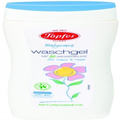 Töpfer Babycare Waschgel, 200 ml