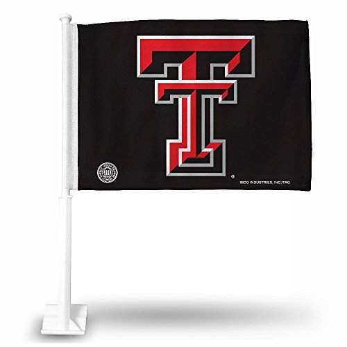 Rico Industries NCAA Texas Tech Red Raiders Car ()